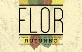 Flor autunno 2019 // 12 – 13 ottobre 2019