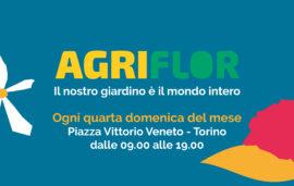 AgriFlor // piazza Vittorio Veneto // Torino
