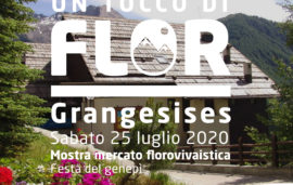 Un tocco di FLOR // 25 luglio 2020 // Grangesises