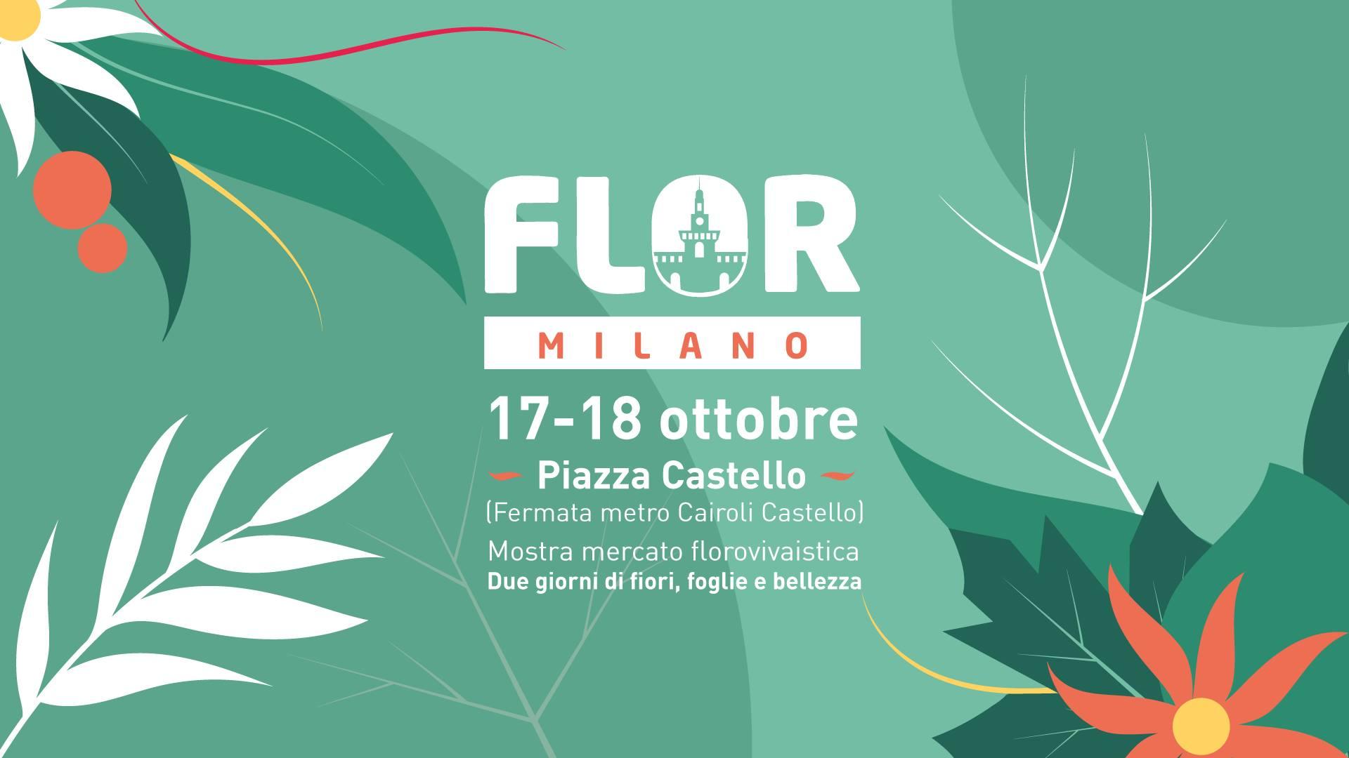 FLOR Milano // 17-18 ottobre 2020
